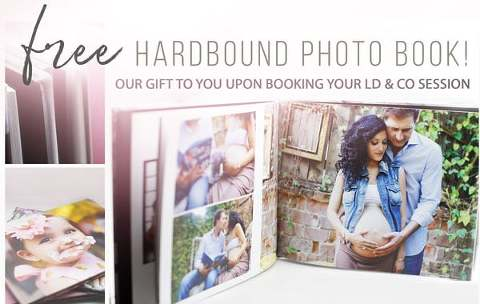 Find out how to receive a free photobook from lori dorman